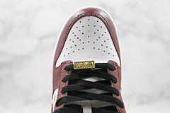 Sneakers By Nike SB Dunk Low Supreme Stars Barkroot Brown