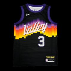 NBA Swingman Jersey Paul #3 Phoenix Suns City Edition 2021