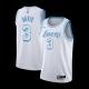 NBA Swingman Jersey Davis #3 Los Angeles Lakers City Edition 2020/21