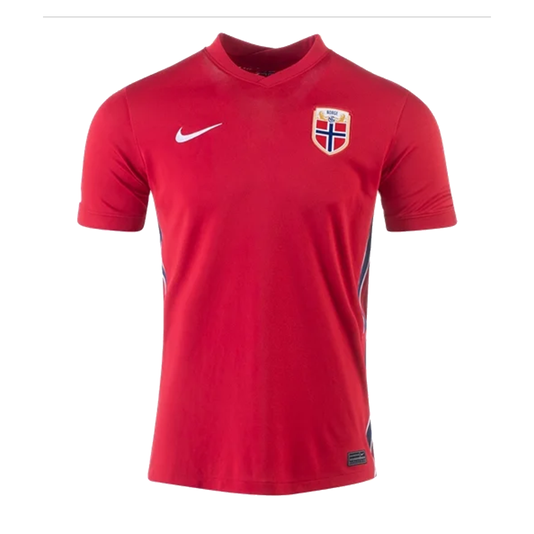 Replica Norway Home Jersey 2021 By Nike