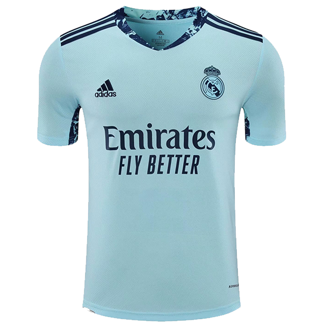 Real Madrid Goalkeeper Jersey 2020/21 By Adidas