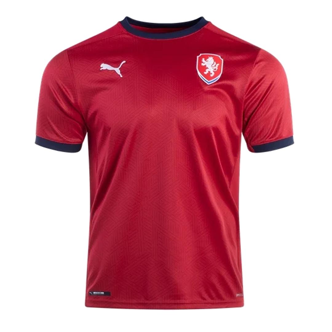 Replica Czech Republic Home Jersey 2020/21 By Puma