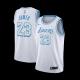 NBA Swingman Jersey James #23 Los Angeles Lakers City Edition 2020/21