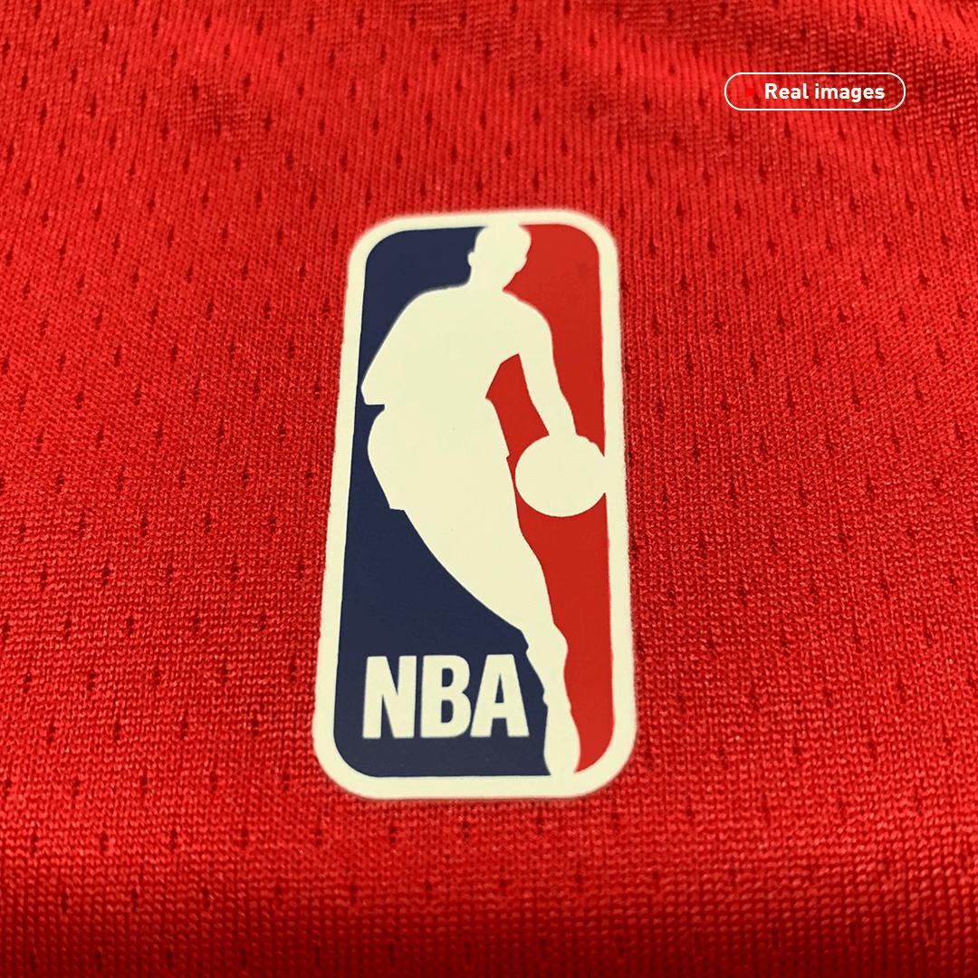 Swingman Rose Derrick #1 Chicago Bulls Jersey By Nike Red