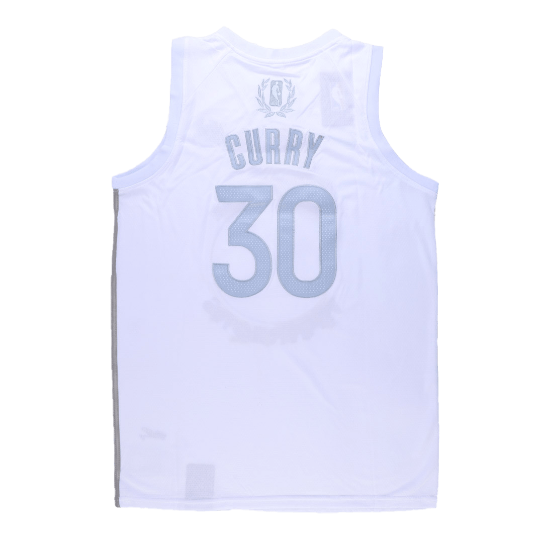 Swingman Curry #30 Golden State Warriors Jersey By Nike White