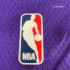 Swingman Anthony Davis #3 Los Angeles Lakers Jersey By Nike Purple