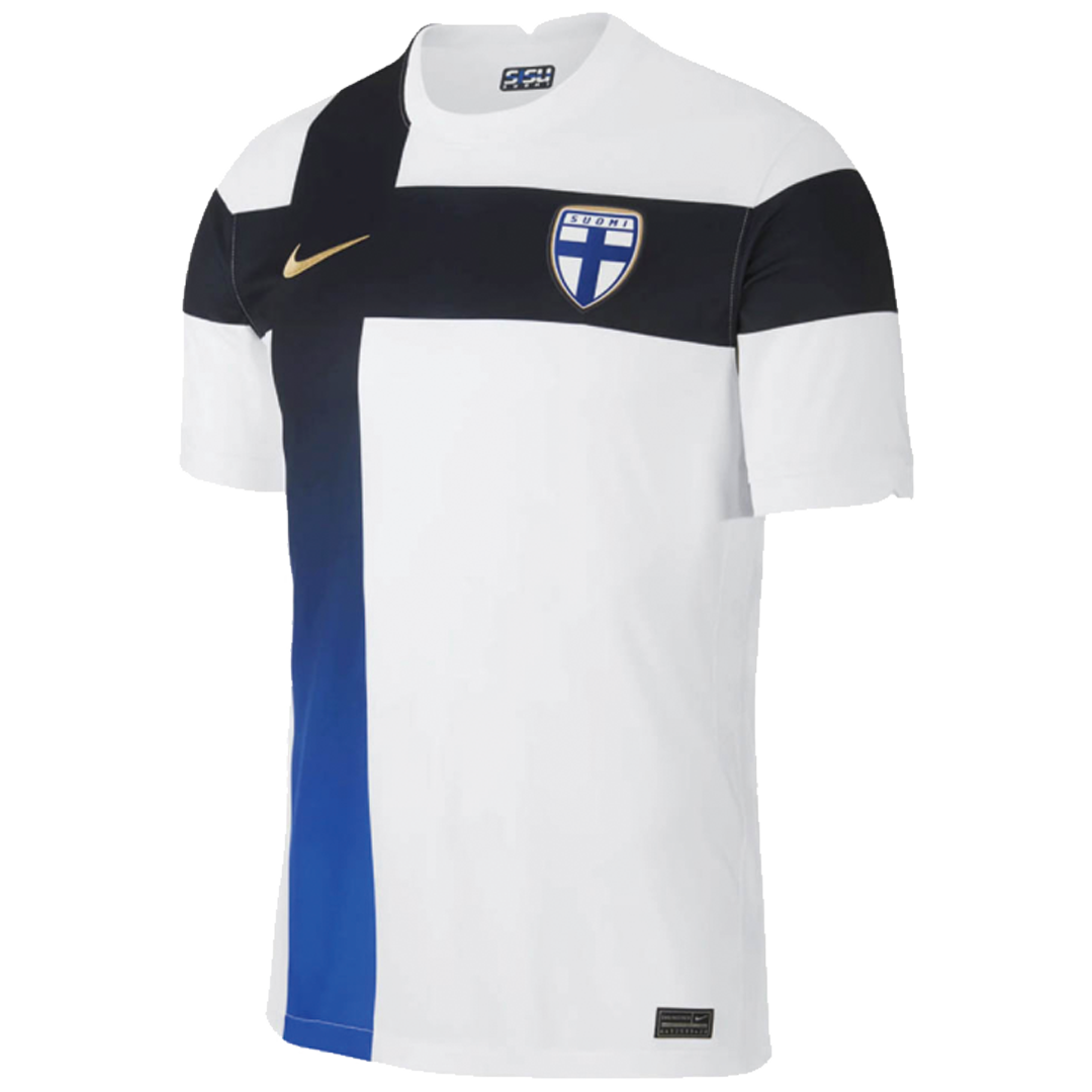 Replica Finland Home Jersey 2021 By Nike