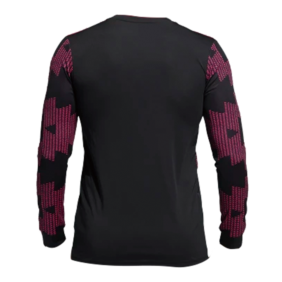 Mexico Home Long Sleeve Jersey 2021 By Nike