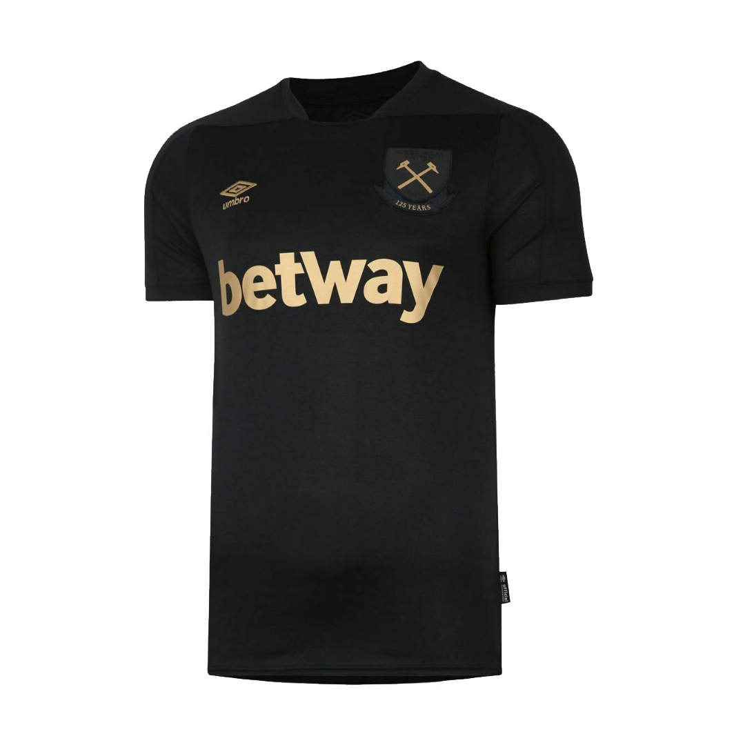 Replica West Ham United Third Away Jersey 2020/21 By Umbro