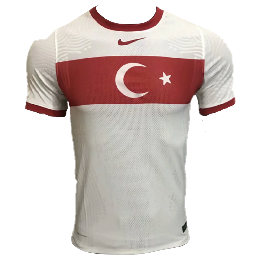Authentic Turkey Home Jersey 2020 By Nike