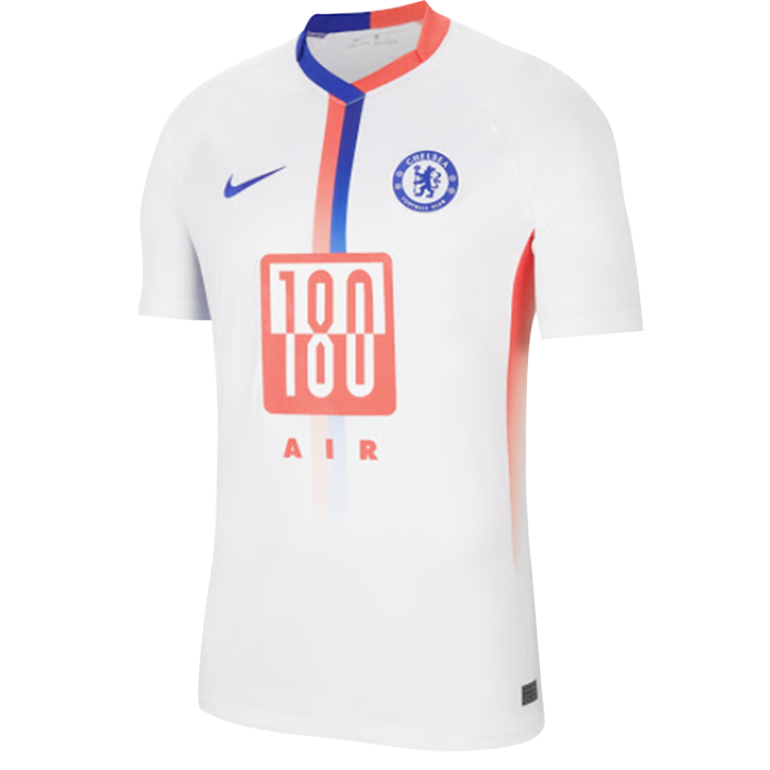 Authentic Chelsea Fourth Away Jersey 2020/21 Nike