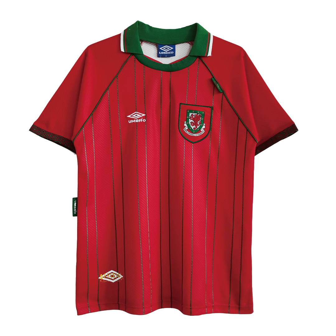 Retro Spain Home Jersey 1994/96 By Umbro