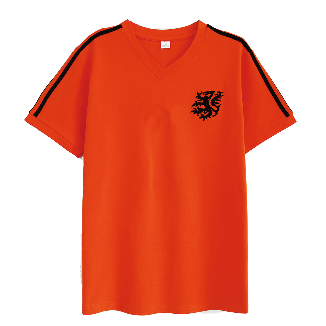Retro Netherlands Home Jersey 1974 By Adidas