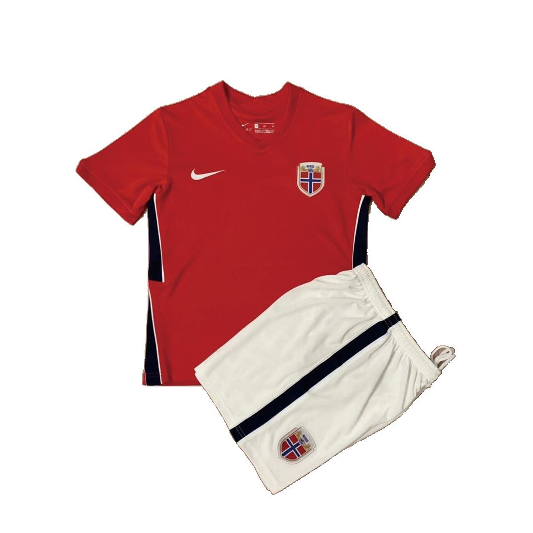 Norway Home Kit 2020 By Nike Kids