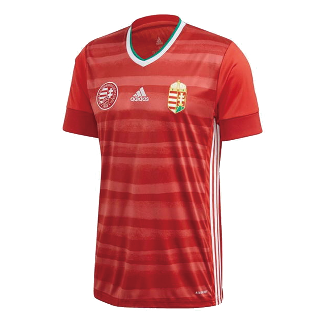 Replica Hungary Home Jersey 2020 By Adidas