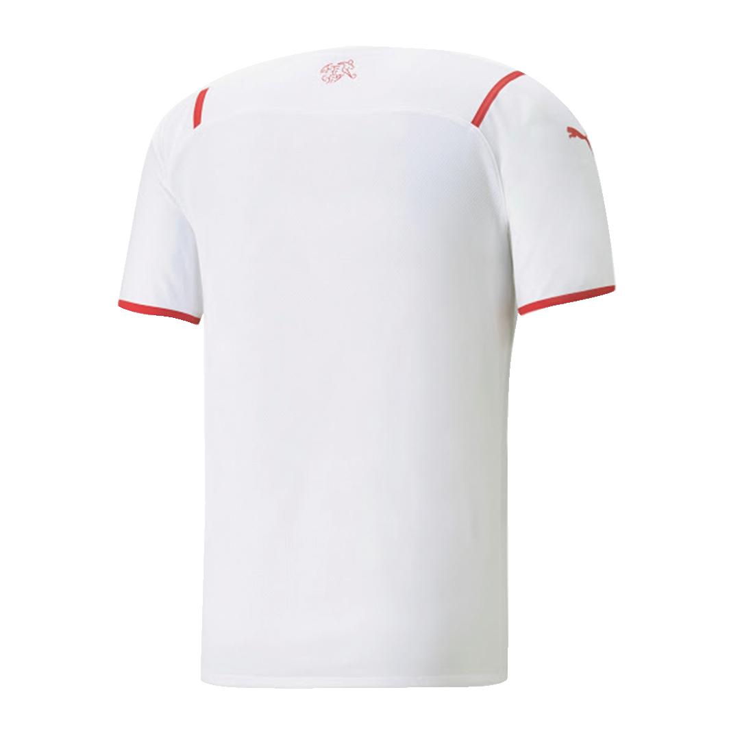 Replica Switzerland Away Jersey 2021 By Puma