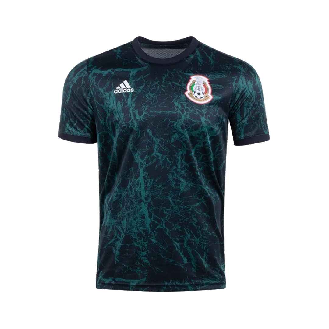 Mexico Training Jersey 2020 By Adidas