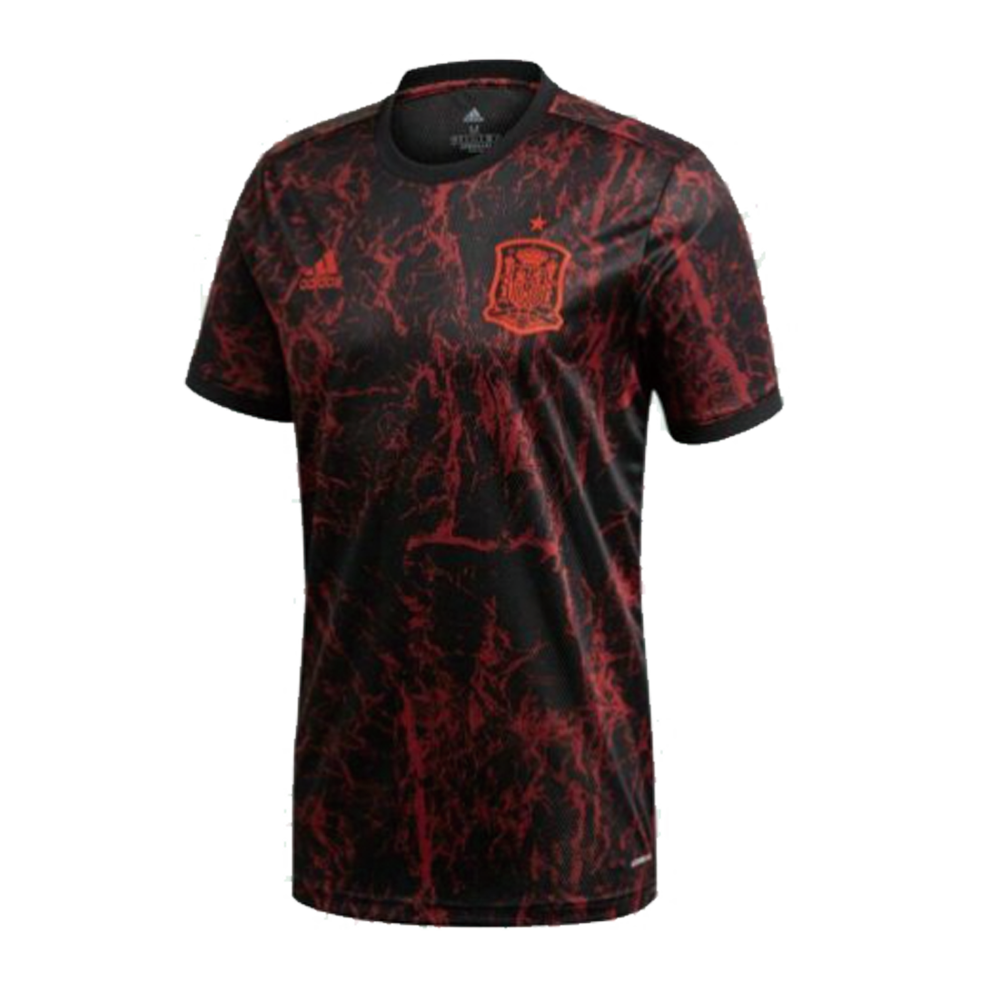 Spain Training Jersey 2021 By Adidas