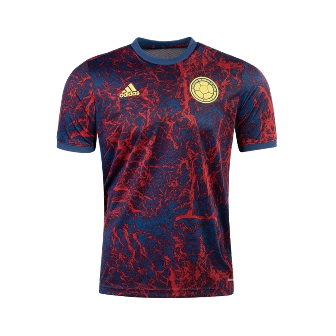ColombiaTraining Jersey 2020 By Adidas