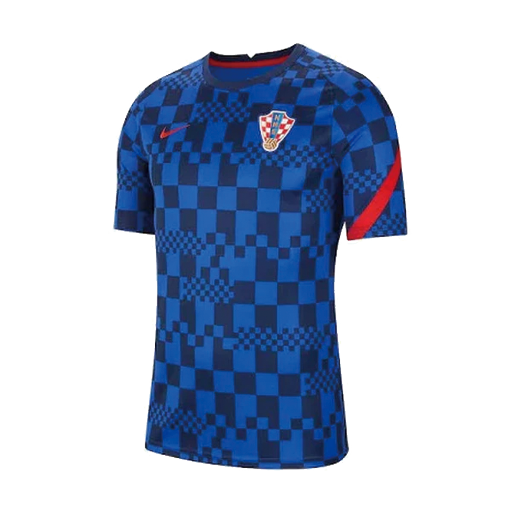 Croatia Training Jersey 2021 By Nike