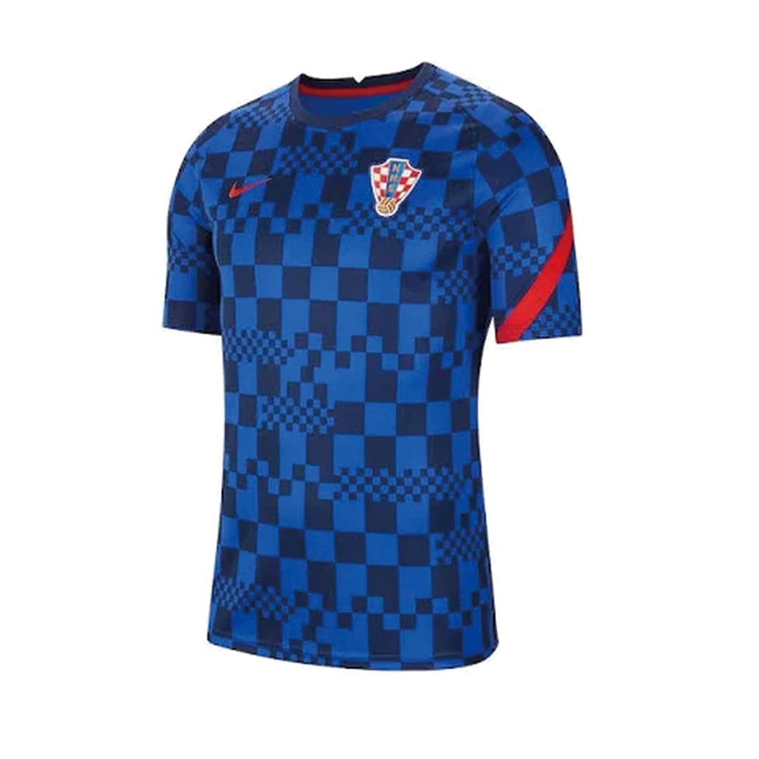 Croatia Training Jersey 2021 By Nike