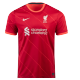 Replica Liverpool Home Jersey 2021/22 By Nike