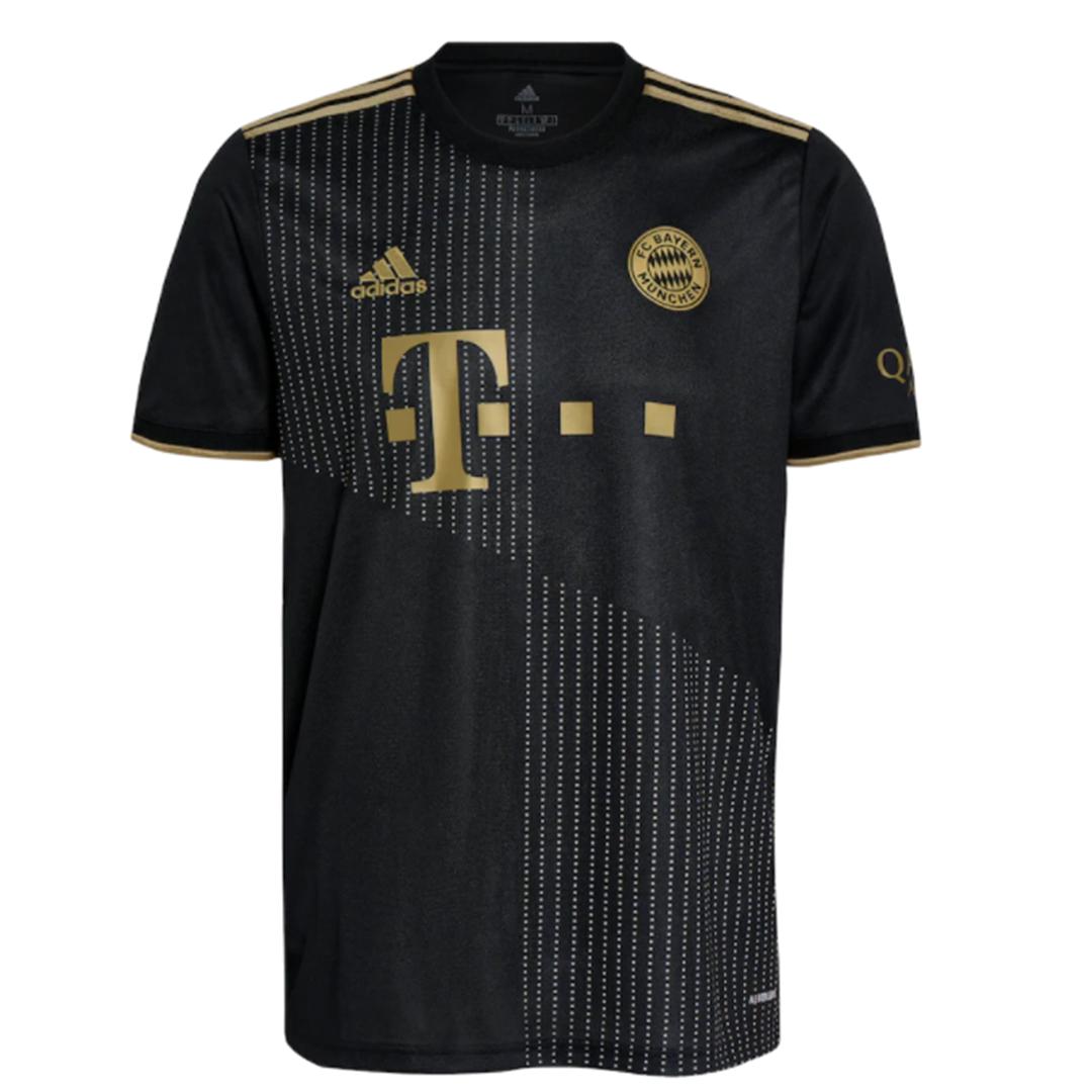 Replica Bayern Munich Away Jersey 2021/22 By Adidas