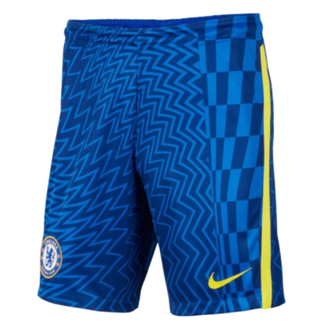 Chelsea Home Shorts 2021/22 By Nike