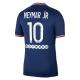 Replica NEYMAR JR #10 PSG Home Jersey 2021/22 By Nike