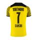 Replica SANCHO #7 Borussia Dortmund Home Jersey 2021/22 By Puma
