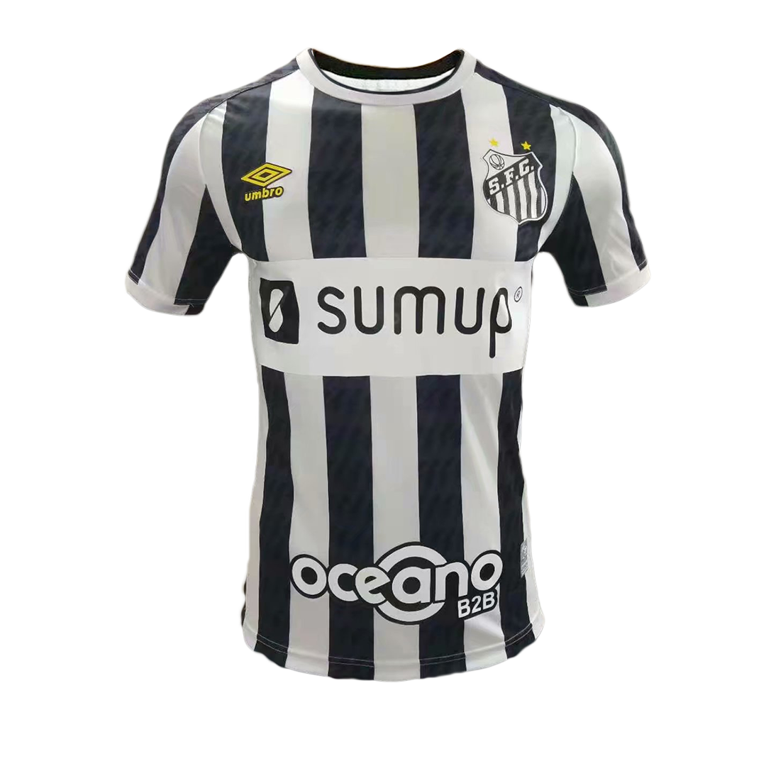 Authentic Santos FC Home Jersey 2021/22 By Umbro