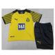 Borussia Dortmund Home Kit 2021/22 By Puma Kids