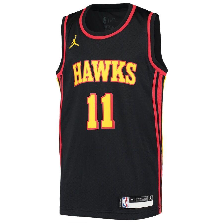 Swingman YOUNG #11 Atlanta Hawks NBA Jersey 2020/21 By Jordan