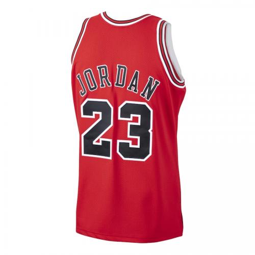 Retro Michael Jordan #23 Chicago Bulls NBA Jerseys 1997/98 By Nike