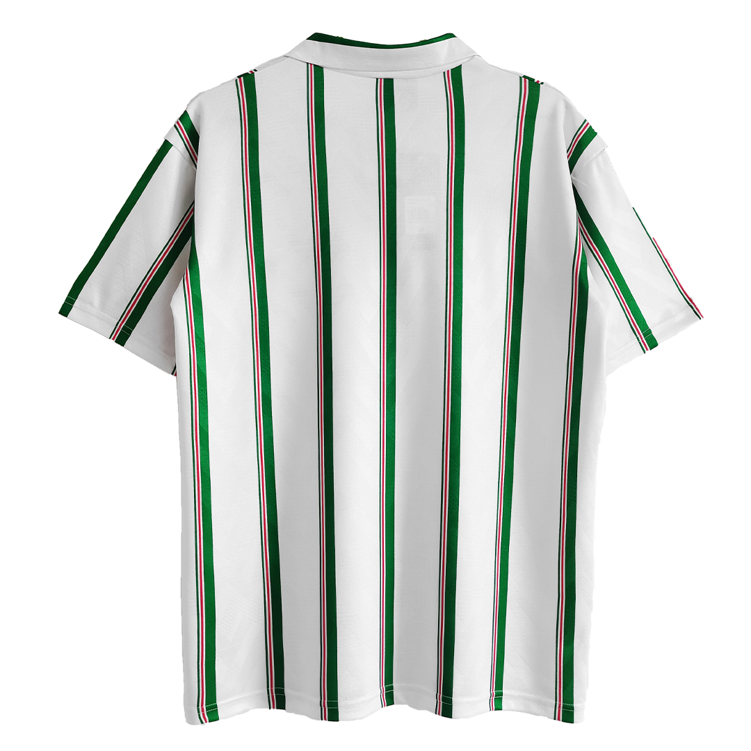 Retro Wales Away Jersey 1993/95 By Adidas