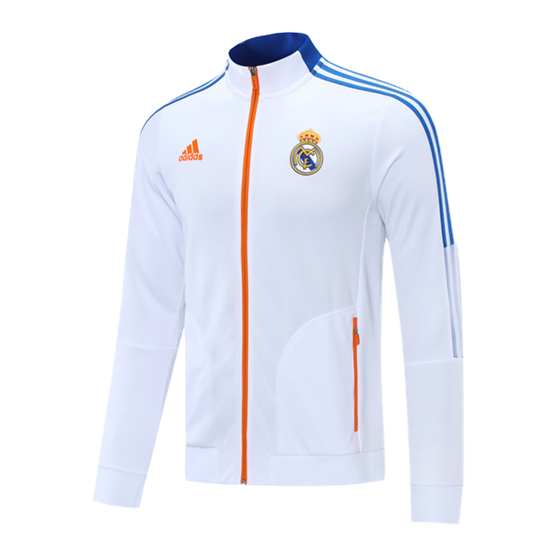 Real Madrid Tracksuit 2021/22 By Adidas