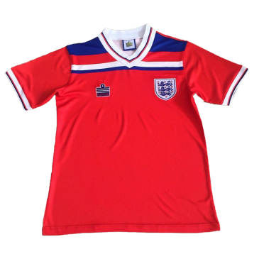 Retro England Away Jersey 1980 By Admiral