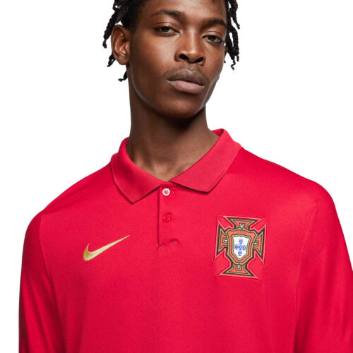 Authentic Portugal Home Jersey 2020 By Nike