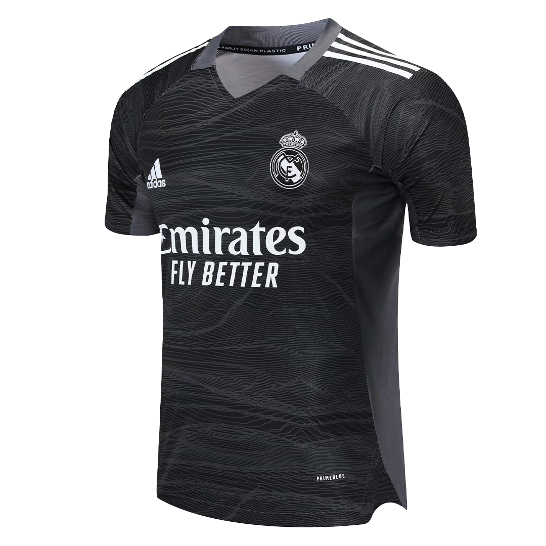 Real Madrid Goalkeeper Jersey 2021/22 By Adidas