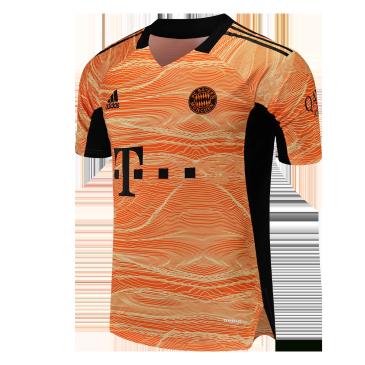 Bayern Munich Goalkeeper Jersey 2021/22 By Adidas