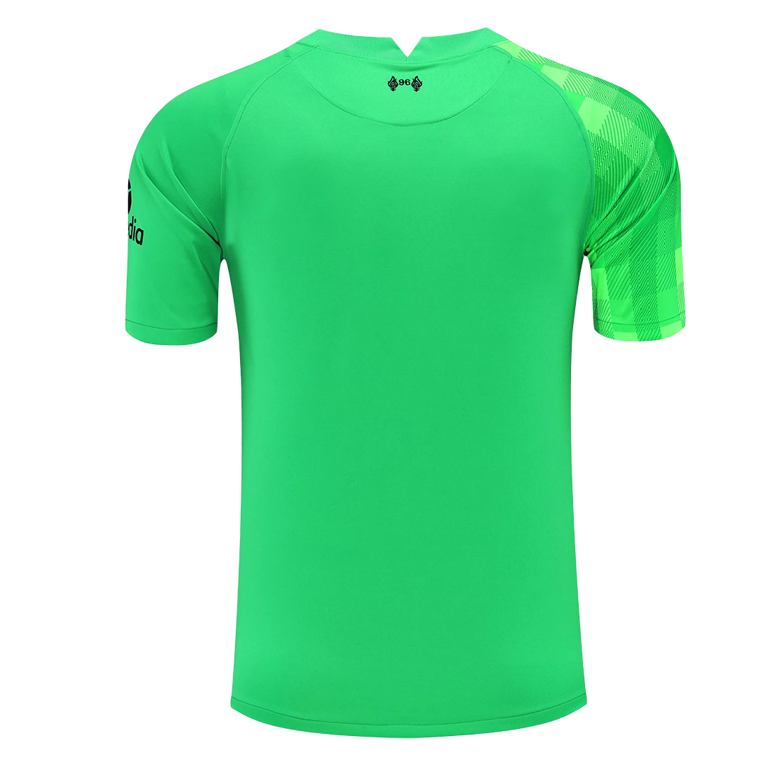 Liverpool Goalkeeper Jersey 2021/22 By Nike