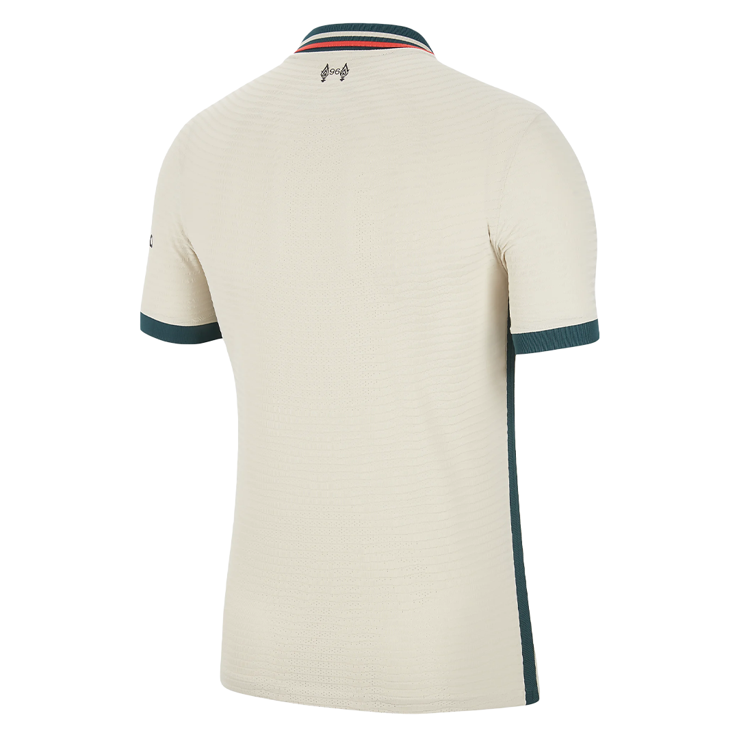 Authentic Liverpool Away Jersey 2021/22 By Nike