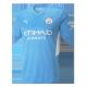 Replica Manchester City Home Jersey 2021/22 By Puma