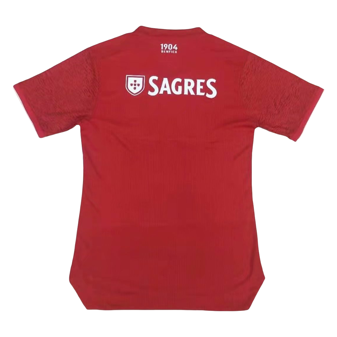 Authentic Benfica Home Jersey 2021/22 By Adidas