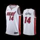 NBA Swingman Jersey Tyler Herro #14 Miami Heat Icon Edition 2020/21