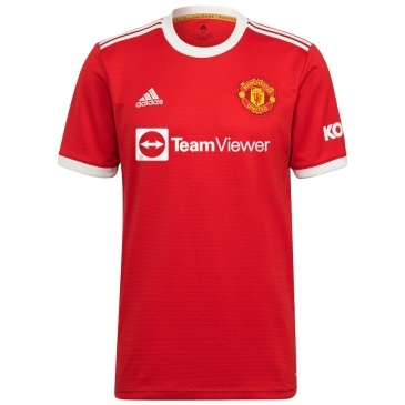 Authentic Manchester United Home Jersey 2021/22 By Adidas