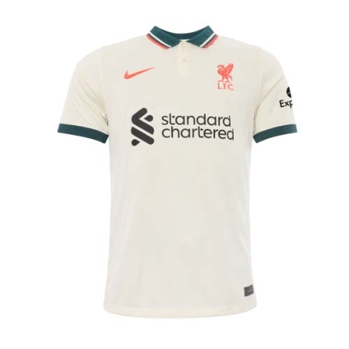 Liverpool Away Kit 2021/22 By Nike