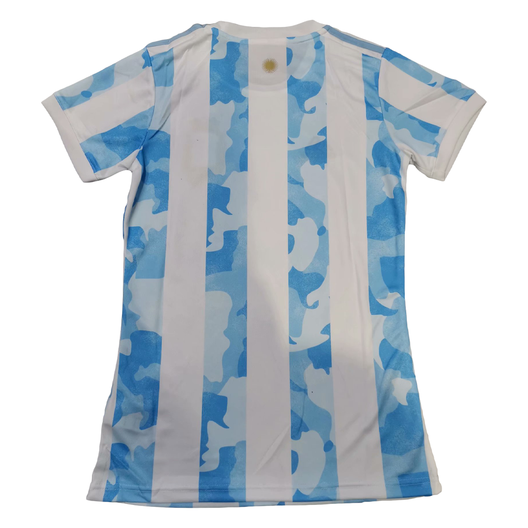 Replica Argentina Home Jersey 2021/22 By Adidas Women