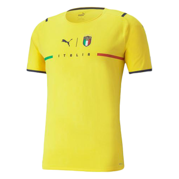Authentic Italy Goalkeeper Jersey 2021/22 By Puma