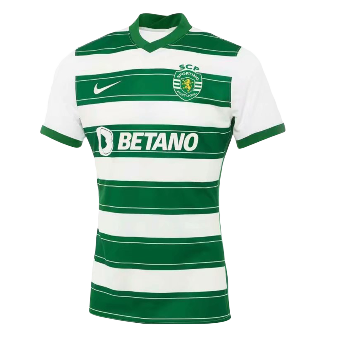 Authentic Sporting CP Home Jersey 2021/22 By Nike